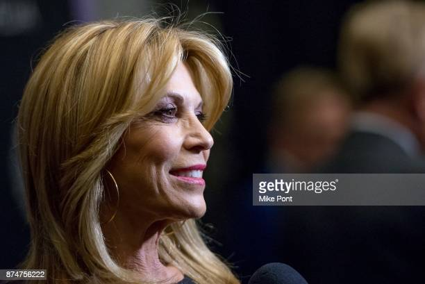 Vanna White attends The Paley Center For Media Presents Wheel Of Fortune 35 Years As America's Game at The Paley Center for Media on November 15 2017...
