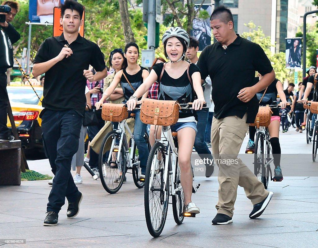 VanNess Wu and Xidi Xu : News Photo