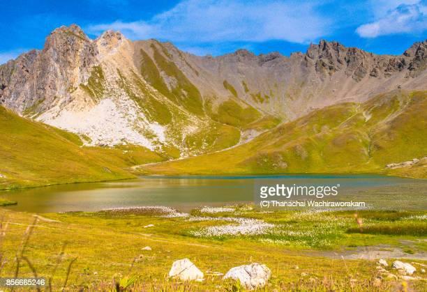 Vanoise National Park French Alps France
