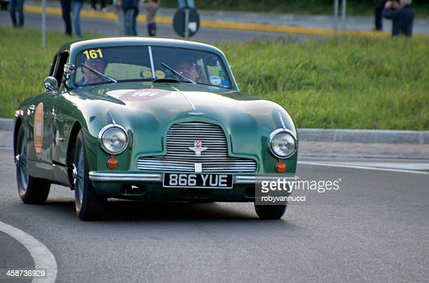 ASTON MARTIN DB2 Vantage Gran Turismo vintage car (year 1952)