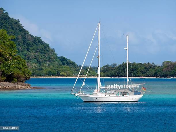 Vanuatu Segelboot