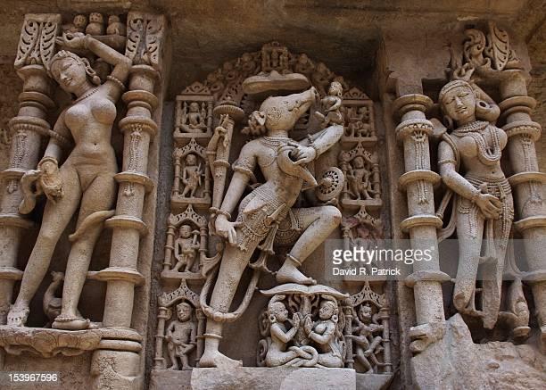 Varaha, third incarnation of Vishnu