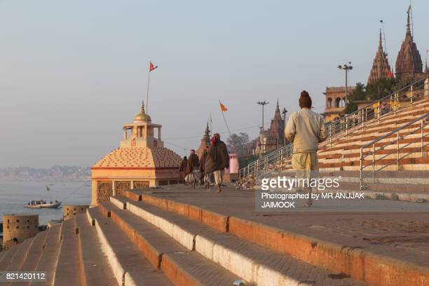 Varanasi in the morning, India