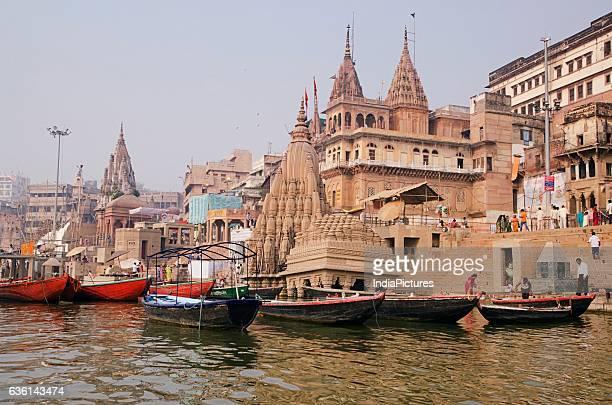 Varanasi Temples at Manikarnika Ghat