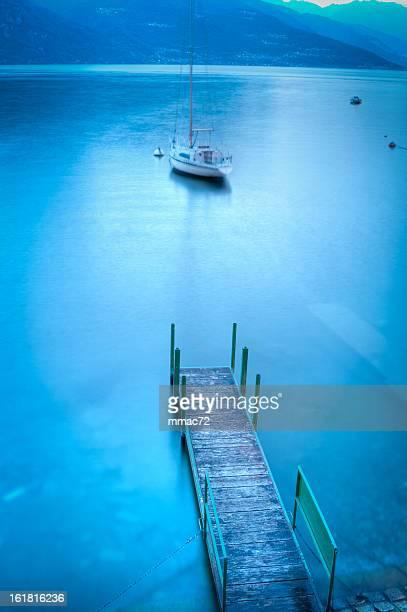 varenna, lago di como - como itália - fotografias e filmes do acervo