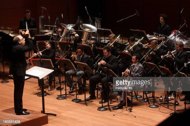 """Evolution - The Complete Works of Edgard Varese Part 1"""" at Alice Tully Hall as part of Lincoln Center Festival on Monday night, July 19, 2010.This..."""