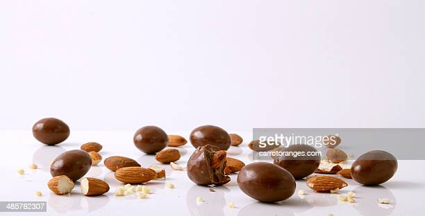Variation of chocolate and Nuts