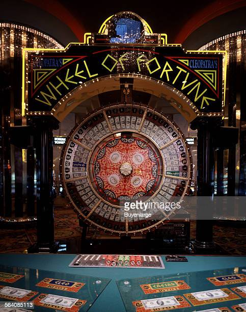 A variation on roulette in which one picks a number and the house spins a wheel Las Vega Nevada