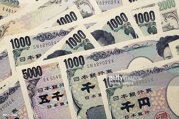 Yen Symbol Stock Photos And Pictures Getty Images