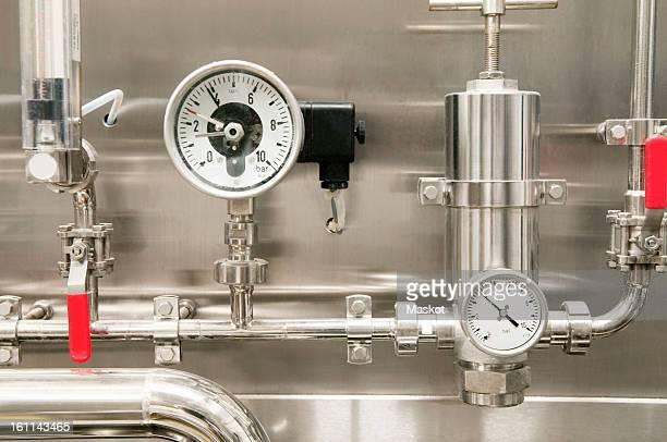 Varied gauges