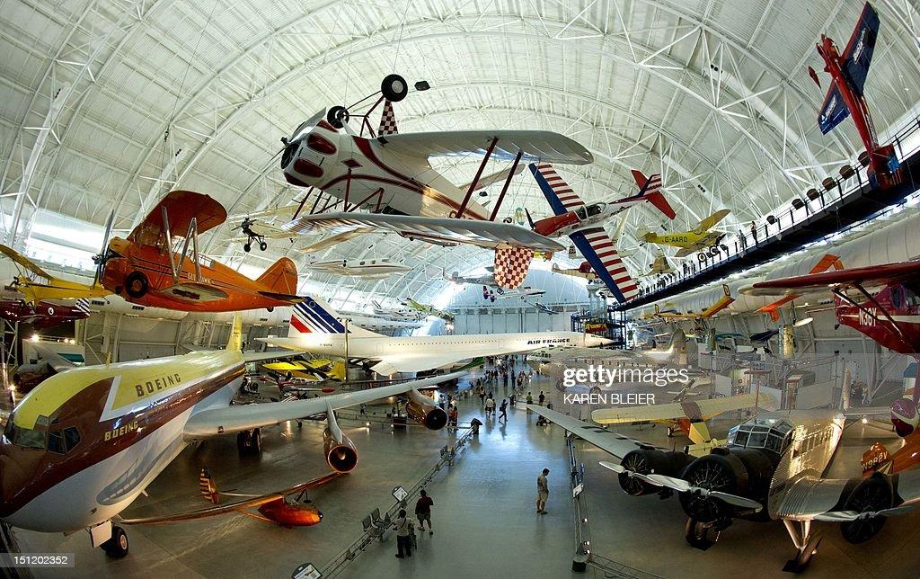 US-AVIATION-HISTORY : News Photo