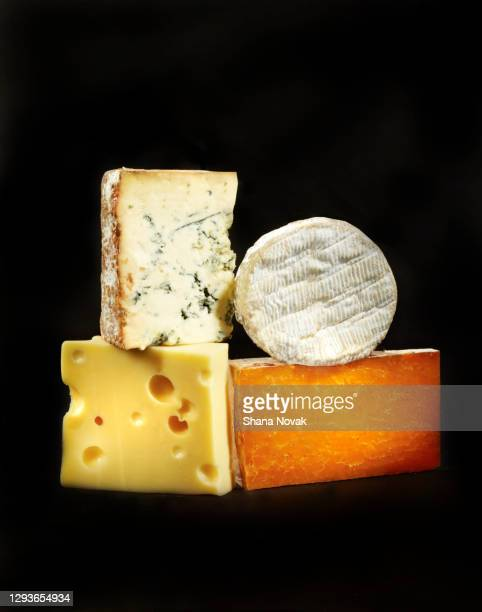 "variety of cheese - ""shana novak"" stock pictures, royalty-free photos & images"