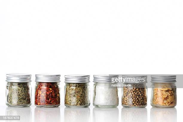 variety of spices - spice stock pictures, royalty-free photos & images
