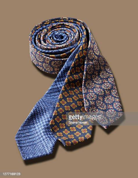 "variety of ties - ""shana novak"" stock pictures, royalty-free photos & images"
