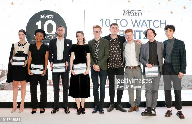 Variety's 10 Brits to Watch Anya TaylorJoy Rungano Nyoni Edward Holcroft Annes Elwy and Dancing On Tables at the Newport Beach Film Festival UK...