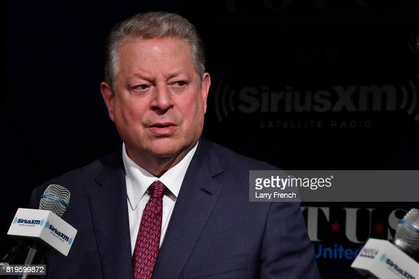 Variety's Ted Johnson hosts a SiriusXM Town Hall with fmr Vice President Al Gore director Jon Shenk and director Bonni Cohen and 'An Inconvenient...