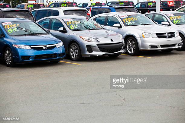 Various Automobiles for Sale