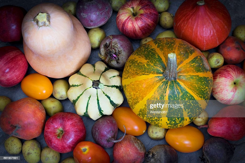 Various colorful vegetables : Stock-Foto