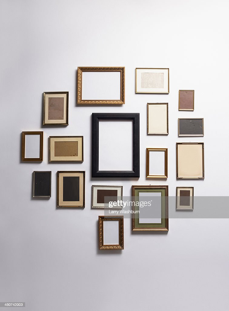 Picture Frame Stock Photos and Pictures | Getty Images