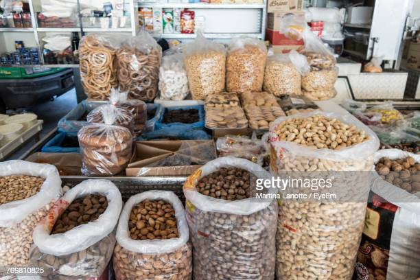 various food at market stall - eyeem collection stock photos and pictures