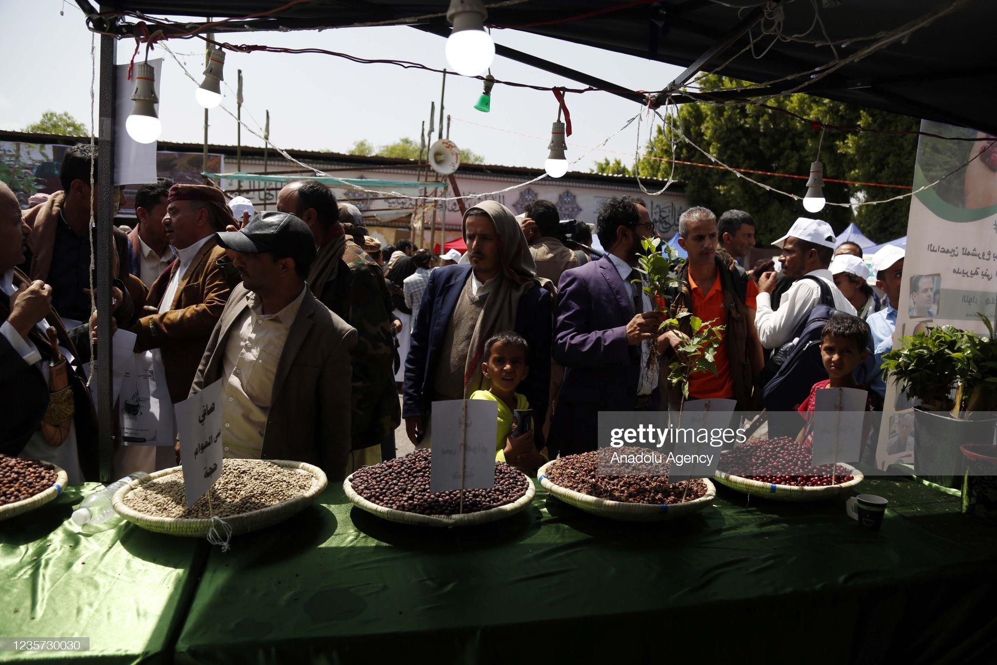 Coffee festival in Yemen : News Photo