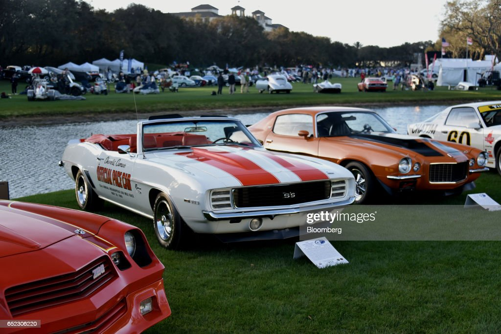 Inside The Amelia Island Concours DElegance Car Show Photos And - Amelia island car show