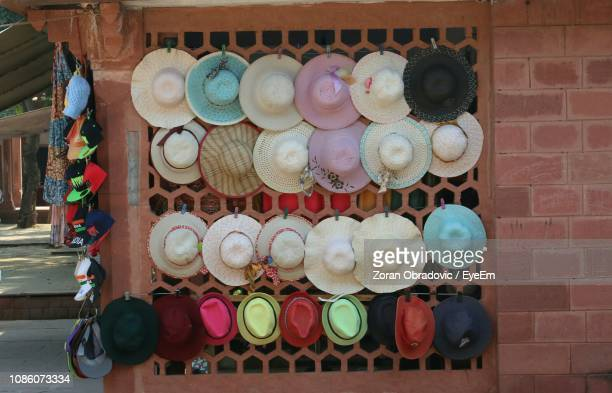 Various Hats For Sale