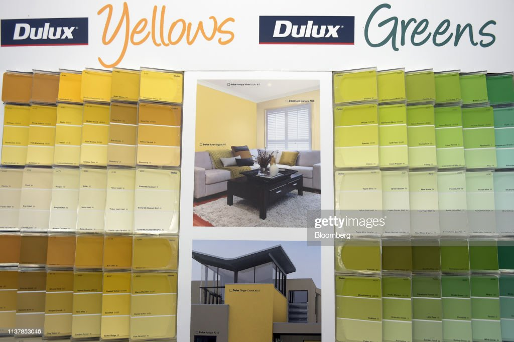 Various Shades Of Yellow And Green Color Paint Cards For Duluxgroup News Photo Getty Images,Delta Airlines Baggage Fees Military Dependents