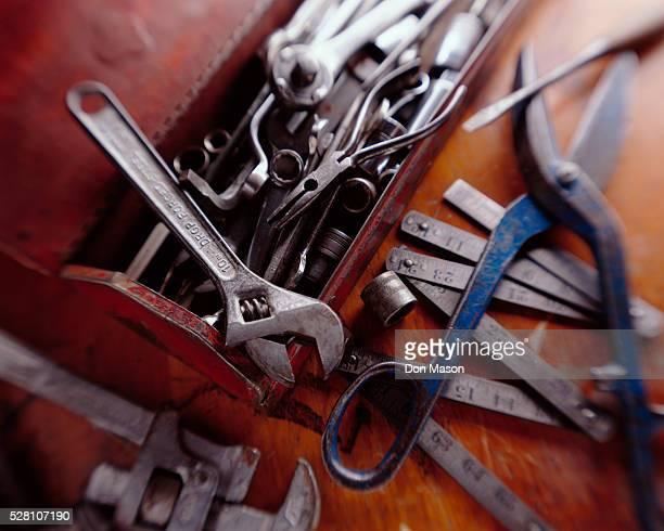 Various Tools by Toolbox