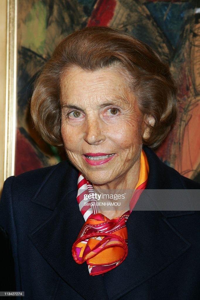 In Profile: Liliane Bettencourt