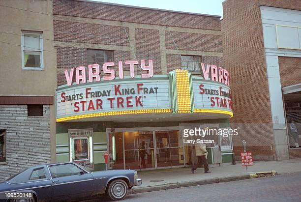 Varsity Theatre, Athens OH.