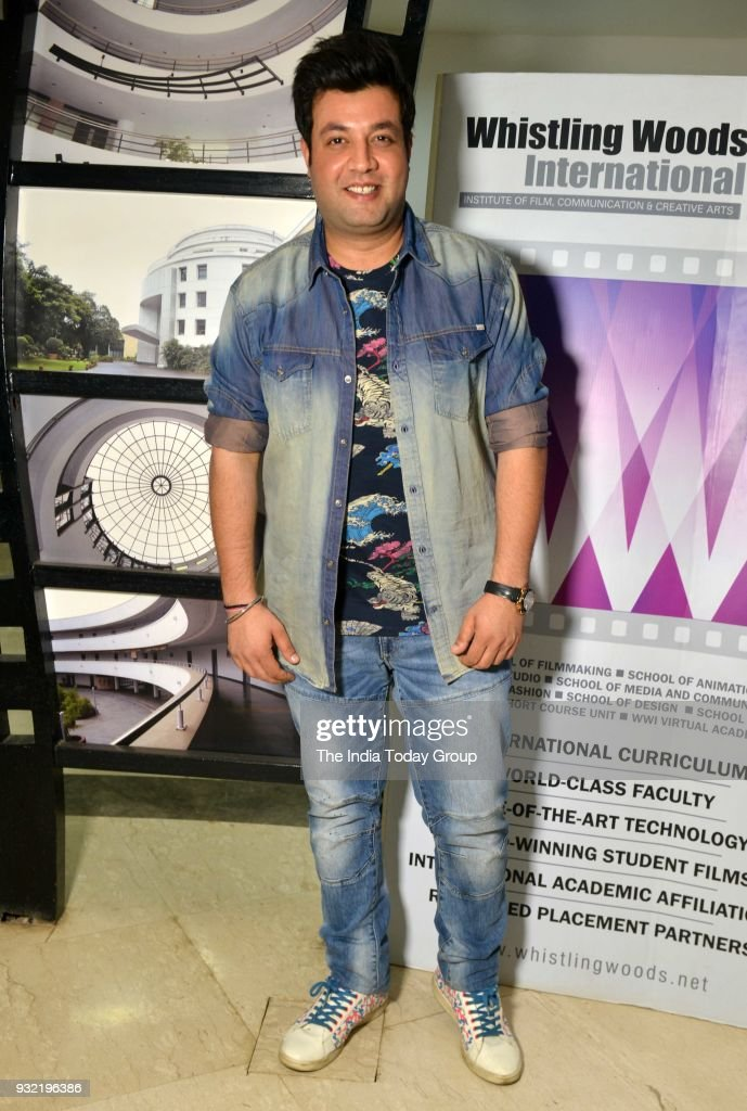 Varun Sharma During The Master Class At Whistling Woods International News Photo Getty Images