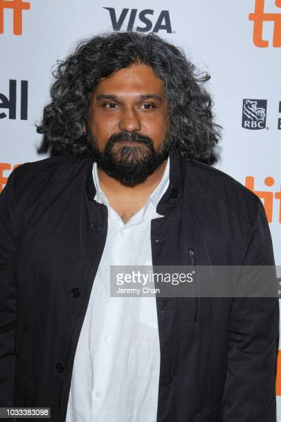 Vasan Bala attends the 'The Man Who Feels No Pain' premiere during 2018 Toronto International Film Festival at Ryerson Theatre on September 14 2018...