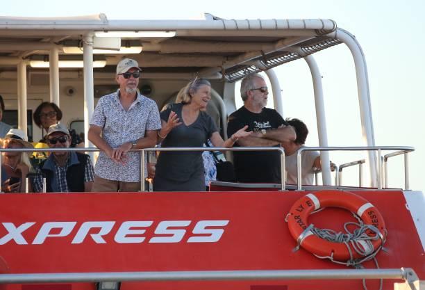 AUS: Cruise Ship Passengers Quarantined On Rottnest Island Return To Mainland
