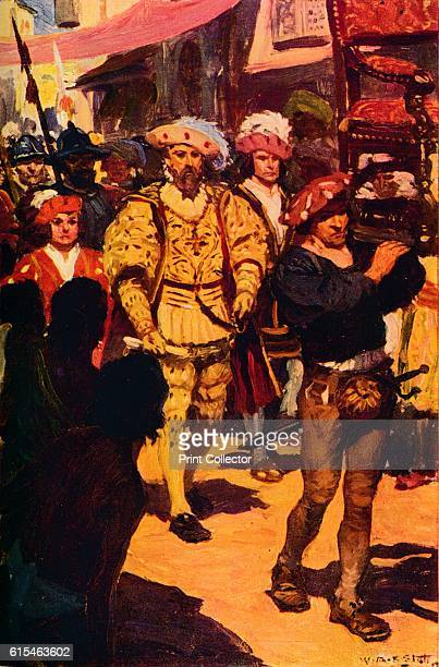 Vasco Da Gama Visiting the King of Calicut' 1498 In 1498 Vasco da Gama landed in Calicut His arrival has often been considered as the beginning of a...