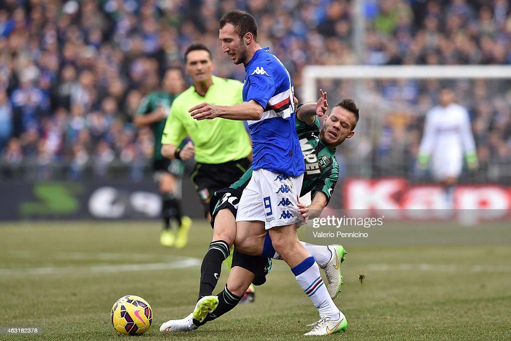UC Sampdoria v US Sassuolo Calcio - Serie A : News Photo