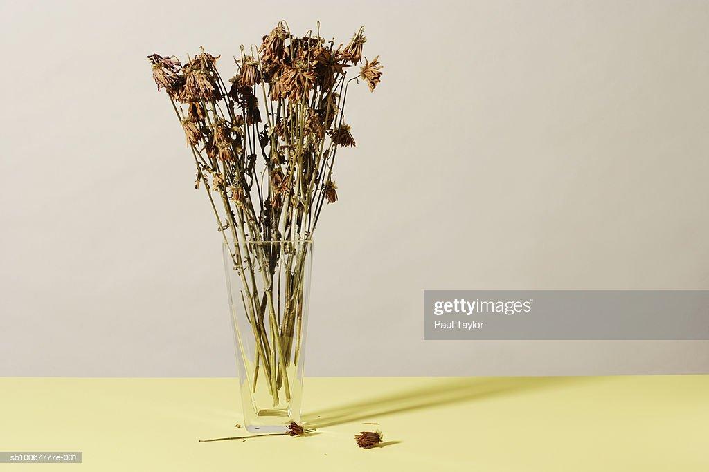 Dead Flower Bouquet - The Most Beautiful Flower 2018