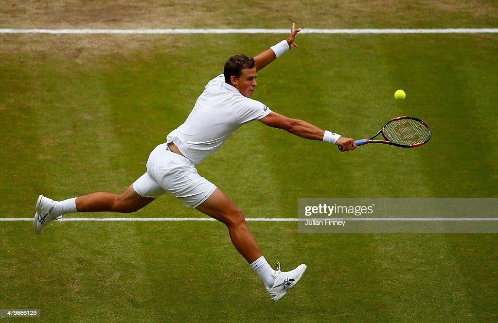 Day Nine: The Championships - Wimbledon 2015