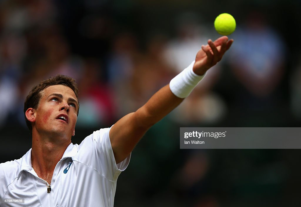 Day Nine: The Championships - Wimbledon 2015 : News Photo