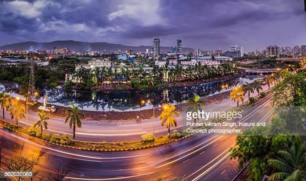 Vashi Navi Mumbai Panorama