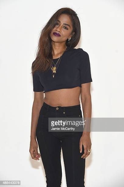 Vashtie attends BET Digital Presents, How To Rock: Kicks at Milk Studios on August 27, 2015 in New York City.