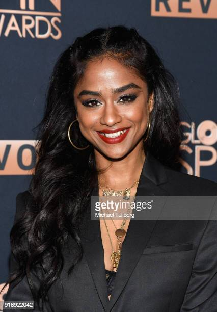 Vashtie attends the 6th Annual Global Spin Awards at The Novo by Microsoft on February 15 2018 in Los Angeles California