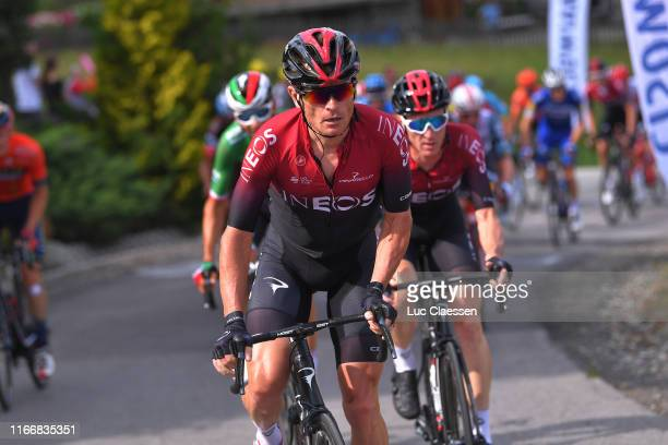 Vasil Kiryienka of Belarus and Team INEOS / during the 76th Tour of Poland 2019, Stage 6 a 160km stage from Zakopane to Koscielisko 973m / #TDP19 /...