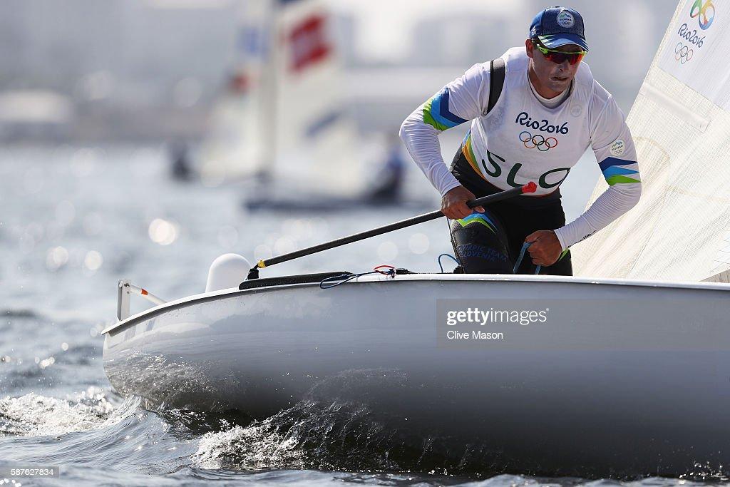 Sailing - Olympics: Day 4 : News Photo