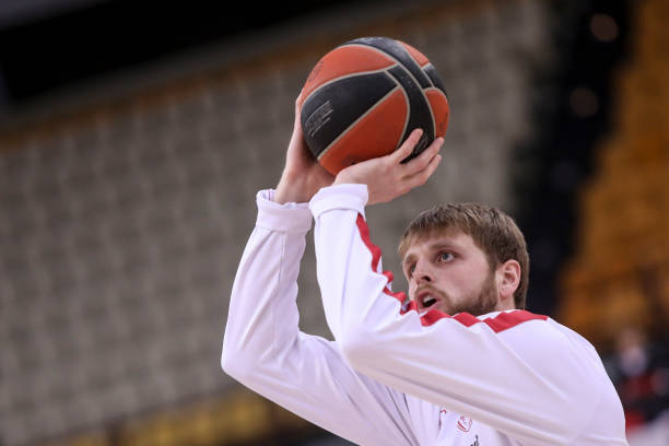 GRC: Olympiacos Piraeus v LDLC Asvel Villeurbanne  - Turkish Airlines EuroLeague
