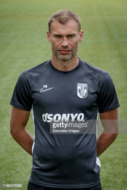 Vasiliy Berezutskiy during the Photocall Vitesse at the GelreDome on July 17, 2019 in Arnhem Netherlands