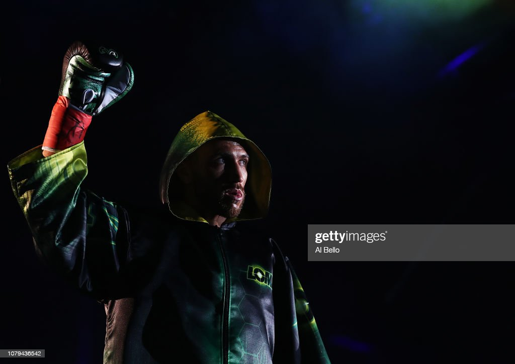 Vasiliy Lomachenko v Jose Pedraza : News Photo