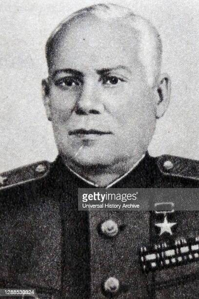 Vasily Alekseyevich Degtyaryov Russian engineer who specialised in weapons design.