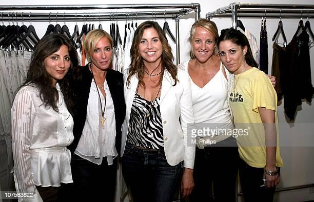 Vasoula Barbagiannis, Lauryn Flynn, Guest, Elizabeth Prunty and Rachael Decker
