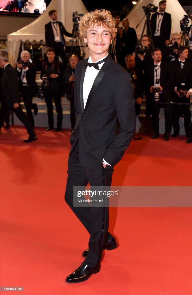 "FRA: ""Knife + Heart (Un Couteau Dans Le Coeur)"" Red Carpet Arrivals - The 71st Annual Cannes Film Festival"